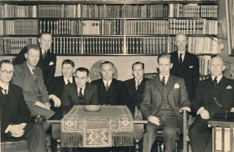 Stjórn GÍ 1937