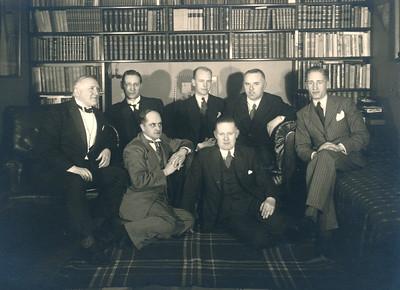 Stjórn GÍ 1935
