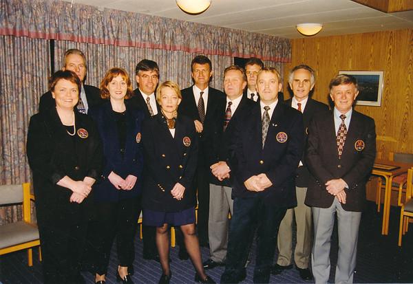 Stjórn GR 1997