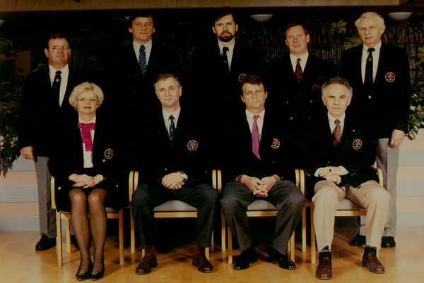 Stjórn GR 1989-90