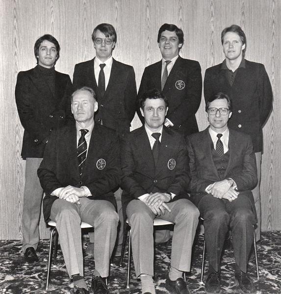 Stjórn GR1984