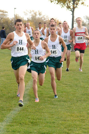 Saginaw Heritage cross-country/Sag. Co. Invite