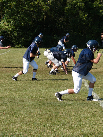 Valley Lutheran football/preseason