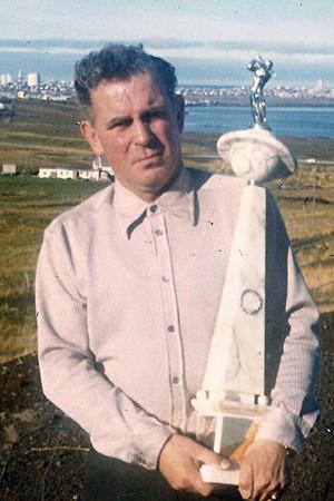 Arnkell B. Guðmundsson