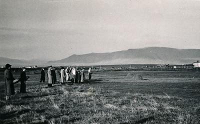 Á 2. teig 1938