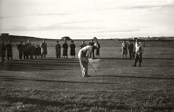 Golfsýning 1938