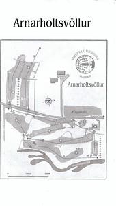 Arnarholtsvöllur, Dalvík
