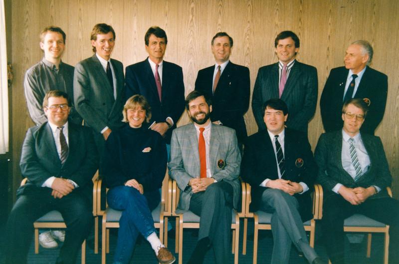 Stjórn GR 1985-9