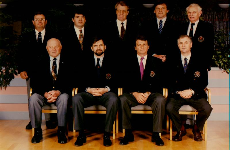 Stjórn GR 1987