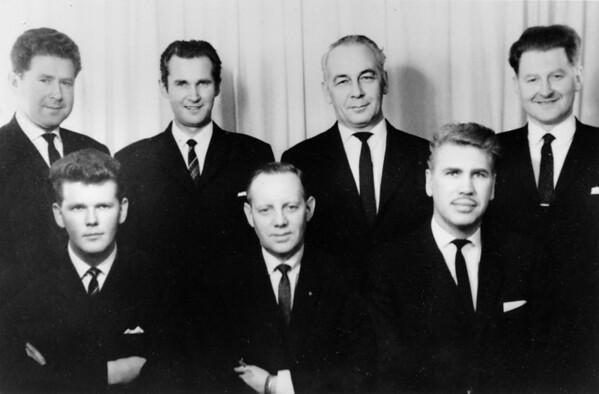 Stjórn GR 1963