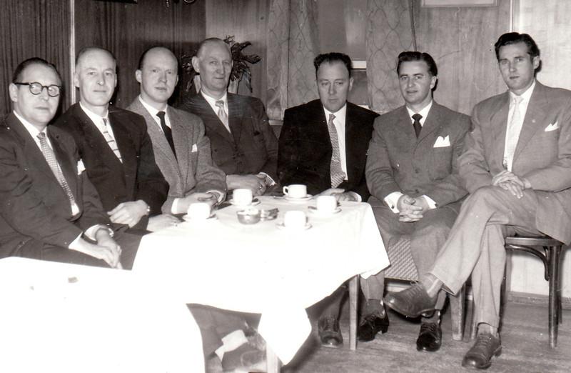 Stjórn GR 1959.