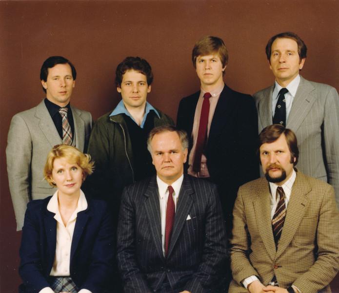 Stjórn GR 1980.