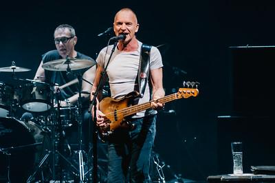 Sting @ Sage Gateshead. 05.02.12