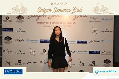 10th Saigon Summer Ball Event Photo Booth - Chụp hình in ảnh lấy liền Sự kiện