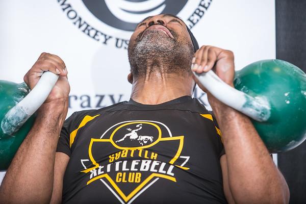 Crazy Monkey Kettlebell US Open