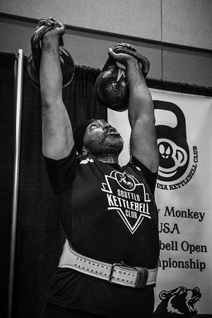 Crazy Monkey USA Kettlebell Open Championship