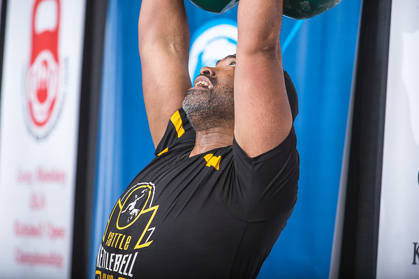 Crazy Monkey Kettlebell US Open