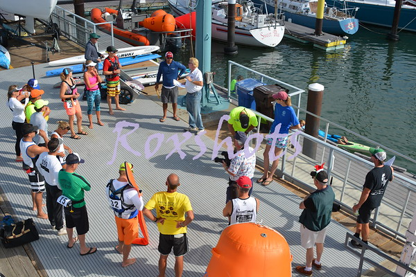 Paddle boards and Kayak race and awards, Sun. 9/7/14