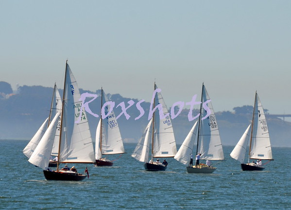 CYC Folkboat International Regatta last day 9/24/11
