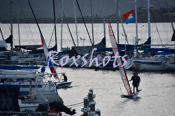 Pac Cup finish #2 Prospector, 7/20/18 and a few shots of youth sailors in the beginning at the KYC