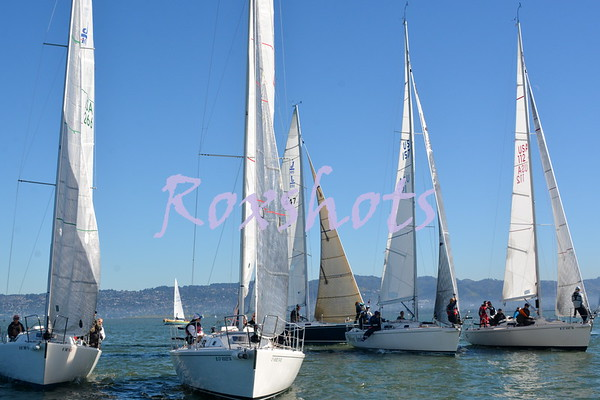 Regatta Pro Midwinter Races #6 & 7, Sat. Feb. 13th 2016