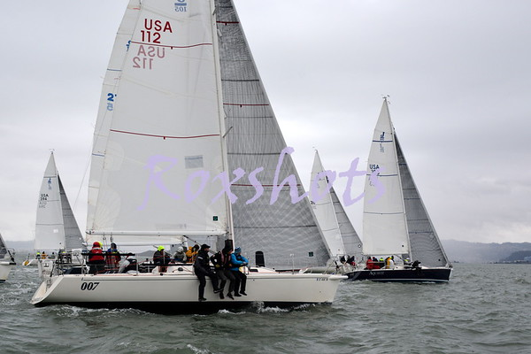 Regatta Pro Midwinter races #4 & #5 Sat. 1/9/2016