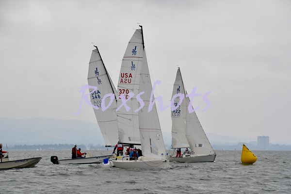 Corinthian Cup match racing between SFYC and AYC, Sun. 8/26/18