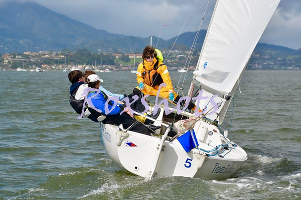 Bay Area Youth Match Racing Clinic with Dave Perry, 3/1-2-3/19 at SFYC