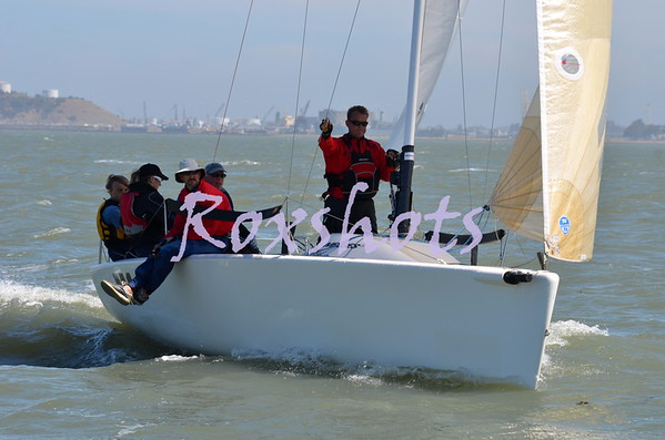 Melges 24 Silver and Etchells, SFYC 6/1/2013
