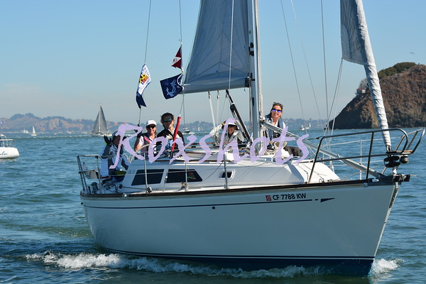 SFYC Auxiliary Cup, Sat. 10/7/17