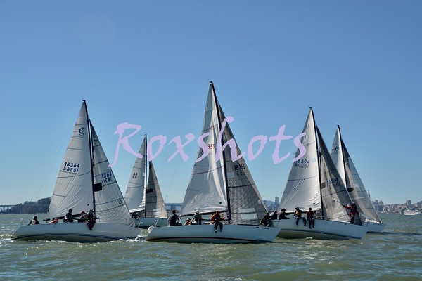 SFYC Express 27 Nationals, Day #3, Sun. 10/7/18
