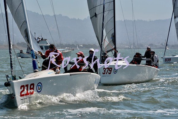 SFYC Melges 24 Nationals, Day #3, Sun. 9/9/18