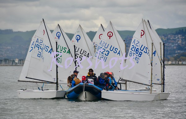 SFYC Optimist Harken #2 (youth), Sat. 4/6/19