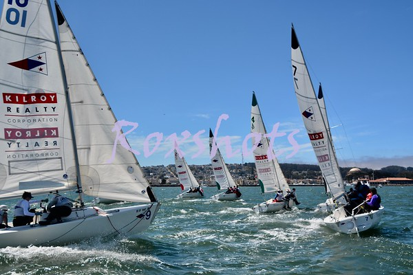 SFYC Sears Area G Youth Sailing Championship, Sat. 7/7/18