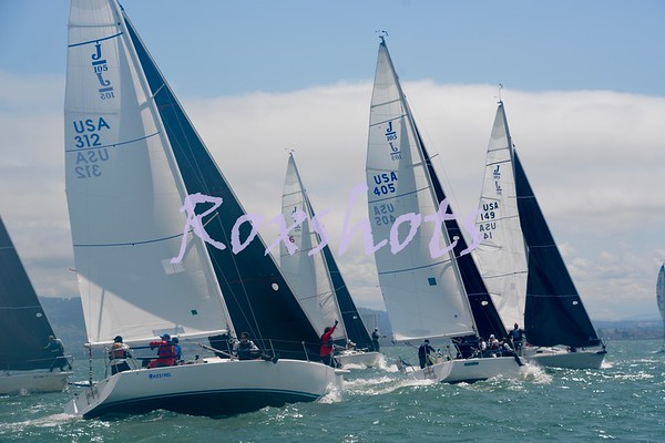 SFYC Summer Keelboat Invitational, Sat. 8/10/19