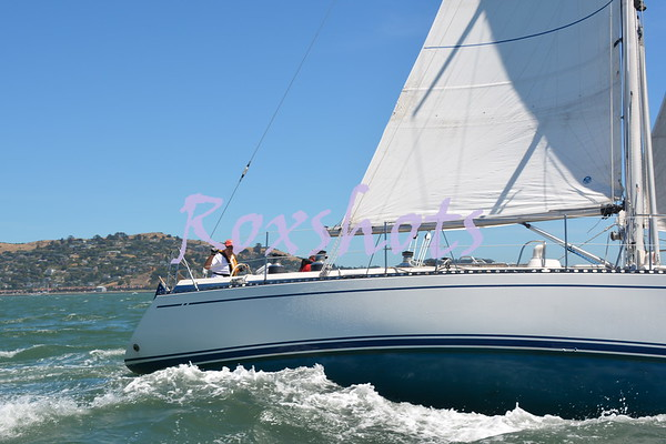 SFYC The Great Schooner and Classic Invitational race, plus awards, Sat. 6/17/17