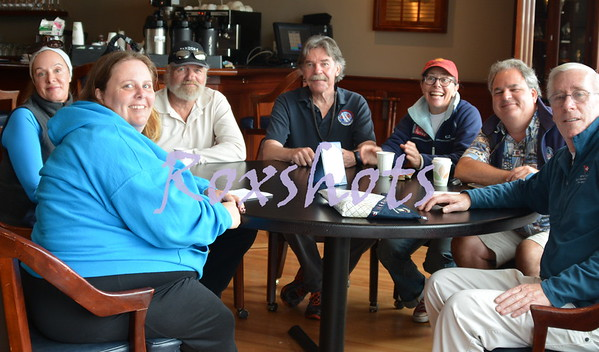 SFYC photo shoot of the Wasser Cup and RC, Sat. 8/29/15