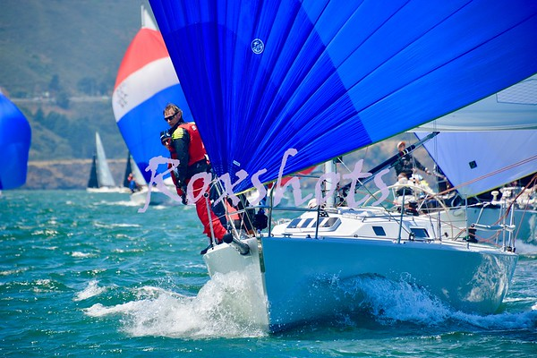 J/105  Fleet 1 Invitational at SYC, Sat. 7/20/19