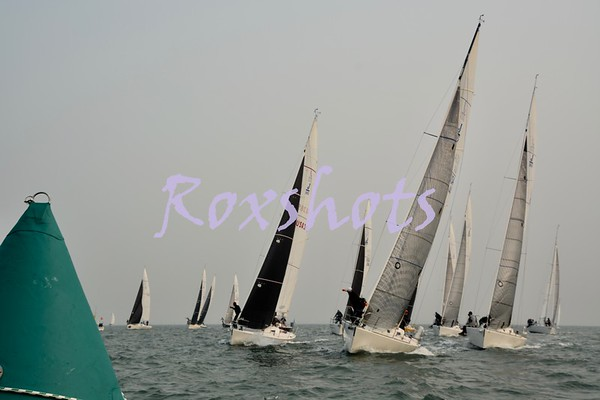 Regatta Pro Midwinter #1 with SYC, 11/10/18