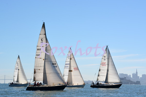 SYC Sunset Series Champion of Champions and Fleet Week Sat. 10/11/14