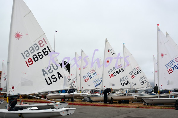 Laser National's at StFYC Sun. 8/3/13