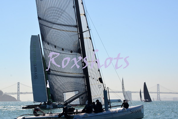 Rolex BBS, Day #2, Fri. 9/18/15, off of the committee boat Anabel, on the TI course...