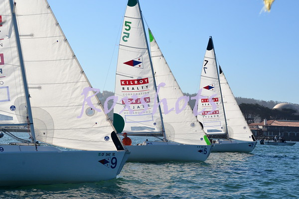 StFYC Grand Master's Team Racing Invitational, Sat. 10/31/15