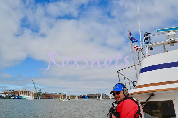 The Great Vallejo Race from Vallejo to the RYC, Sun. 5/5/19