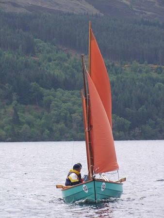 Fort Augustus to North Kessock