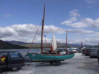 Lochaber Yacht Club to Fort Augustus