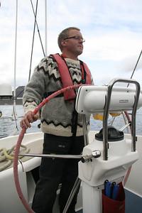 Kpt. Siggi  eða Búbbi. Maður ræður.