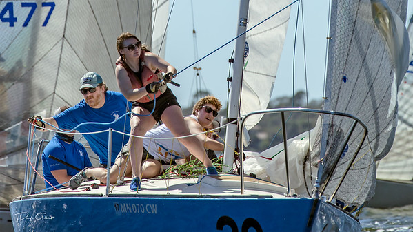 Silly Boys, Sailing Is For Girls Too!