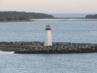 Halifax Harbor Lighthouse