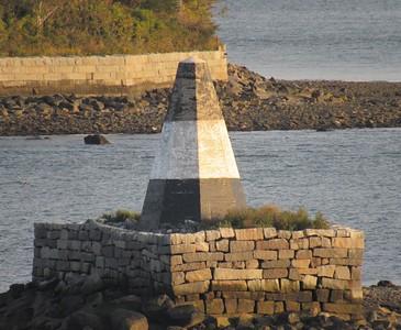 Boston Harbor Channel Marker